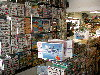 Inside Depot, Military Dept., 500 model kits